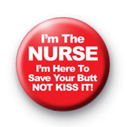 Im the Nurse Badge