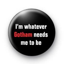 Gotham badges
