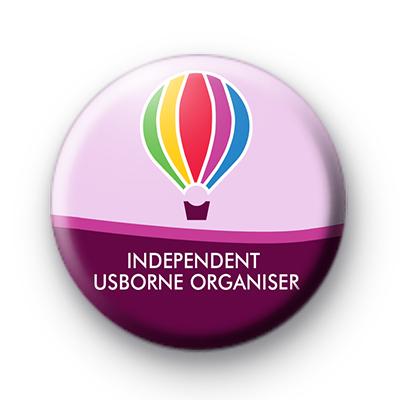 Independent Usborne Organiser badge