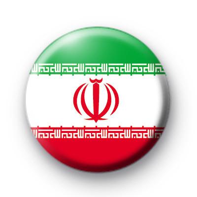Ir-an Flag badge