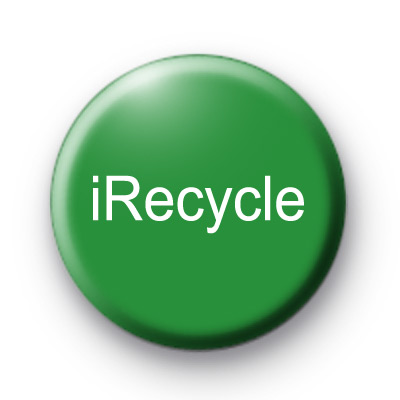 iRecycle Button Badges