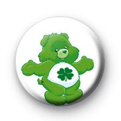 Goodluck Bear Badge