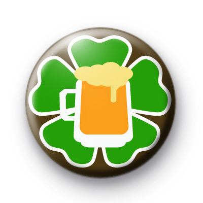 Irish Drinking Crew Badge