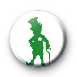 Irish Leprechaun Badges