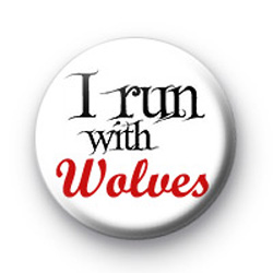 I run with Wolves badge