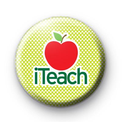 iTeach Button Badges