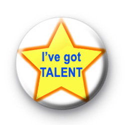 Ive got Talent Badge