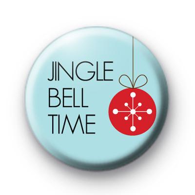 Jingle Bell Time Badges