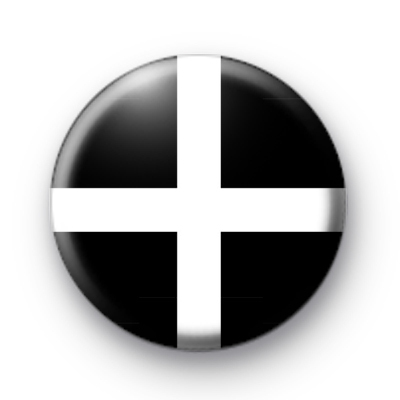 Kernow Cornwall flag Badge