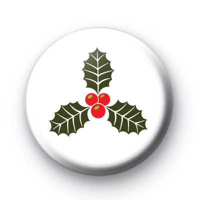 Kiss Me Under the Mistletoe Badge