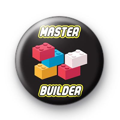 Lego Master Builder Badge