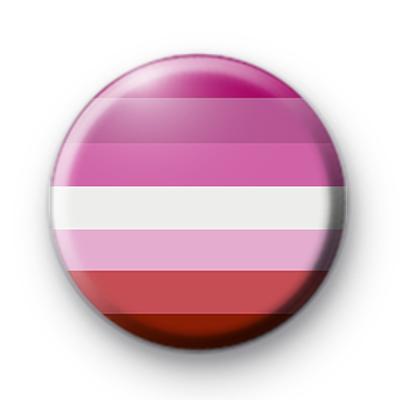 Lesbian Pride Flag Badge