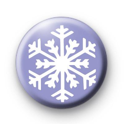 Lilac Snowflake badges