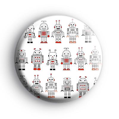 Lots of Robots Badge