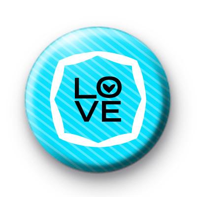 LOVE Blue Badge
