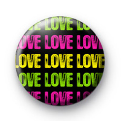 Love Love Love Badge