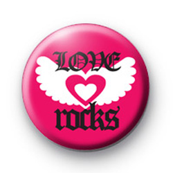 Love Rocks Badges