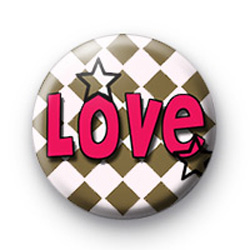 Love Star Badge
