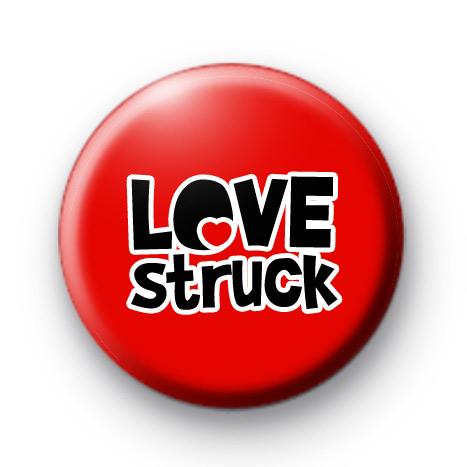Love Struck Button Badges
