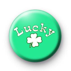 Luck of the Irish Badges