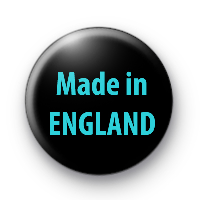 Made in England Badges
