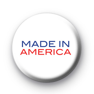Made in America Badge