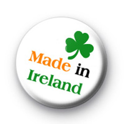Made in Ireland badges