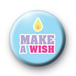 Make a Wish Badge