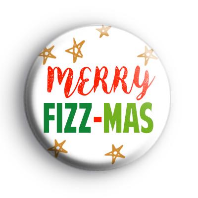 Merry Fizz-Mas Badge
