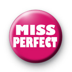 Miss Perfect badge