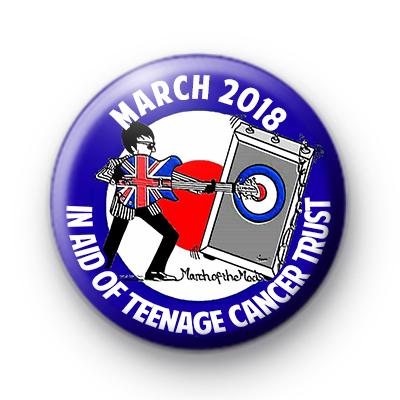 MOD March 2018 custom MOD charity badges