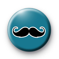 Moustache badges