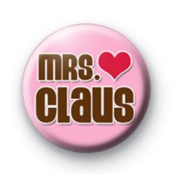 Mrs Claus Badge