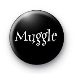 Muggle Harry Potter Button Badges