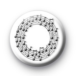 Musical Notes 1 badges