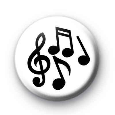 Musical Notes Badges