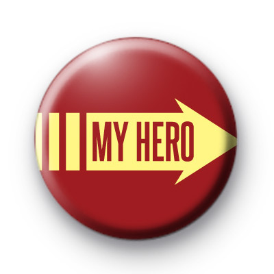My Hero Button Badges