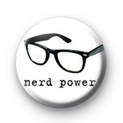Nerd Power Badge