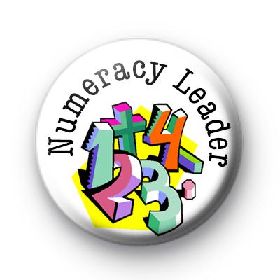 Numeracy Leader Badges