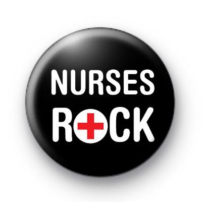 Nurses ROCK 2 Badge