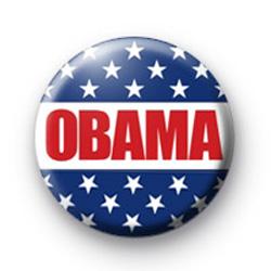 Barack Obama USA Badges