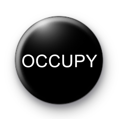 Occupy Badge