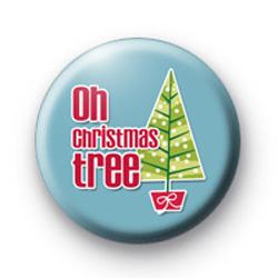 Oh Christmas Tree Badge