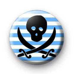 Oooo Arrghhh Pirate Badges