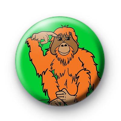 Orangutan Badges