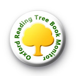 Oxford Reading Tree Book Monitor badges