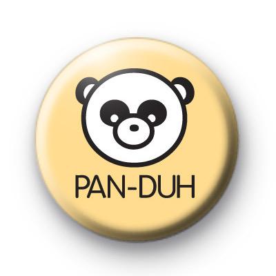 Pan Duh Badges