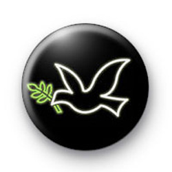 Peace Dove Badges
