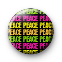 Peace for all Badge