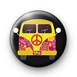 Peace Bus Badge 2
